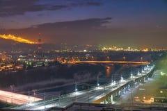 Le Hokkaido Japon Photographie stock