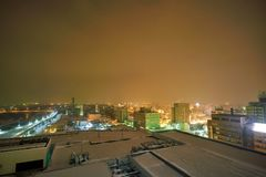 Le Hokkaido Japon Images libres de droits