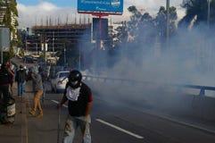 Le Honduras protestation march en janvier 2018 Tegucigalpa, Honduras 6 photo stock