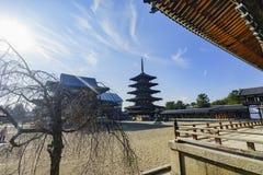 Le Horyu historique Ji Images libres de droits