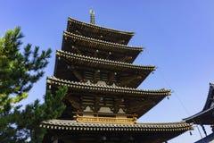 Le Horyu historique Ji Photo stock