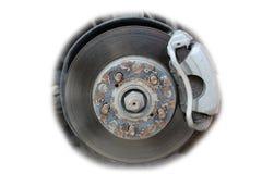 Le hub de la voiture Image libre de droits