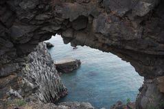 Le isole Canarie di Tenerife Immagine Stock