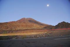 Le isole Canarie di Tenerife Fotografia Stock