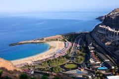 Le Isole Canarie, Spagna Fotografia Stock
