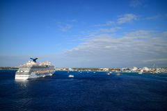 Le Isole Cayman Immagine Stock