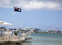 Le Isole Cayman Immagine Stock Libera da Diritti