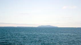 Le isole del canale, California Fotografia Stock