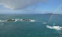 Le isole di Blasket, Dingle, Co.Kerry Irlanda Immagini Stock