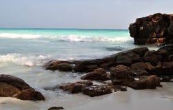 Le isole di Similan Spiaggia thailand Fotografia Stock Libera da Diritti