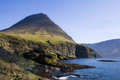 Le isole faroe Fotografia Stock Libera da Diritti