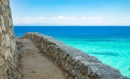 Le Isole Ionie, Grecia Fotografie Stock