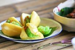 Le jacquier est un fruit de la Thaïlande. Photo libre de droits