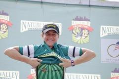 Le jade Wilcoxson gagne la meilleure récompense d'amateur Photographie stock libre de droits