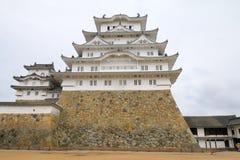 Le Japon : Château de Himeji Image stock