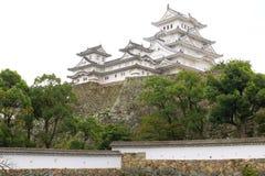 Le Japon : Château de Himeji Photographie stock libre de droits
