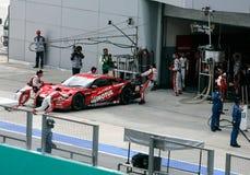 Le Japon GT superbe chez Sepang Malaisie photos libres de droits