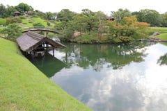 Le Japon : Korakuen photographie stock