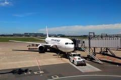 Le Japon s JAL Airlines Photo libre de droits