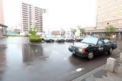 Le Japon : Taxi photos stock