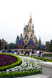 Le Japon : Tokyo Disneyland Photos libres de droits