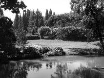 Le jardin Photo libre de droits