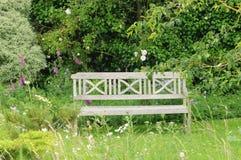 le Jardin de在Perros Guirec的l工作室 库存照片