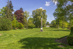 Le jardin de King's à Versailles, France Photo stock