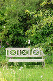 le Jardin de l工作室在Perros Guirec 库存照片