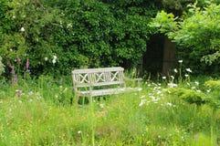 Le Jardin de l atelier dans Perros Guirec Image stock