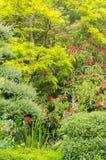 Le Jardin de l Atelier i Perros Guirec Royaltyfri Fotografi