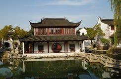 ¼ traditionnel de Suzhou Gardensï de ¼ de gardenï de Suzhou Photographie stock