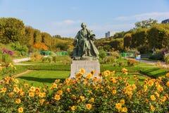 Le Jardin des Plantes à Paris, France images stock