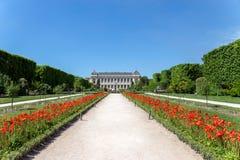 Le Jardin des Plantes ? Paris image stock