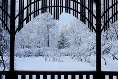 Le jardin du ` de zma de  de blÄ de ¼ de ZiemeÄ de ` Photo stock