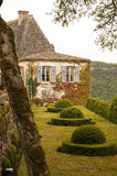 Le Jardin Marqueyssac France royalty free stock photo