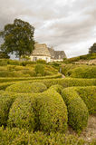 Le Jardin Marqueyssac France stock photos