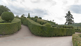 Le Jardin Marqueyssac France Stock Photography