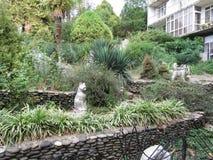 Le jardin original Image libre de droits