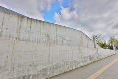 le jardin près du Sapporo Dome sapporo image stock