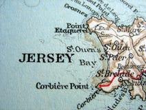 Le Jersey Photo libre de droits