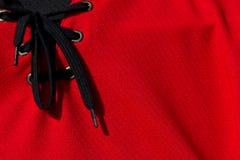 Le Jersey rouge Image libre de droits