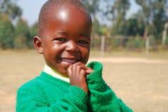 Le jeu des enfants de jardin d'enfants du village de Pomerini-Tan Image libre de droits