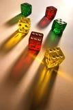 Le jeu - matrices - chie Photo libre de droits