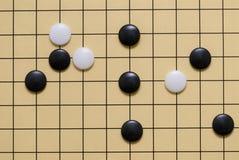 Le jeu traditionnel de logique DISPARAISSENT Image libre de droits