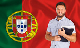 Langue portugaise Photos stock