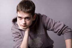 Le jeune type Image libre de droits
