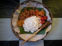 Le jinggo de nasi photos libres de droits