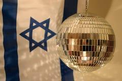 Le Jour de la Déclaration d'Indépendance de l'Israël Images libres de droits