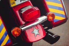 Le jour de la sécurité routière Image stock
